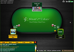 Sisal Poker Room